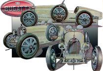 Bugatti 35 1927 von Georg Friedrich Simonis
