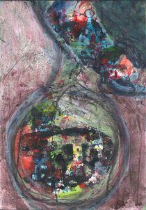 Dem Himmel zugewandt - ruhend in der Erde by Wolfgang Wende