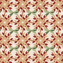 Plaited Christmas Pattern von kata