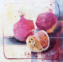 Granatäpfel von Heike Jäschke