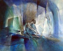 Im blauen Raum von Annette Schmucker