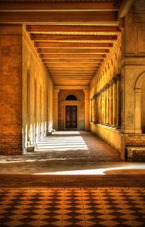 Schloss Sanssouci Säulen von Pascal Betke