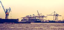 Hamburger Hafen von Pascal Betke