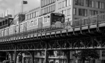 U-Bahn Hamburg von Pascal Betke