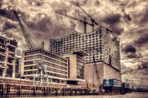 Elbphilharmonie - Hamburg HDR von Pascal Betke