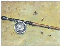 Vintage Fly Fishing Gear by Robin (Rob) Pelton