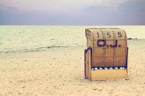 Strandkorb von Pascal Betke