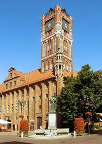 Das Rathaus von Thorn by gscheffbuch