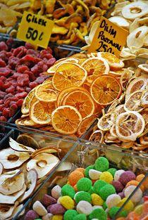Früchte und Süßigkeiten by loewenherz-artwork