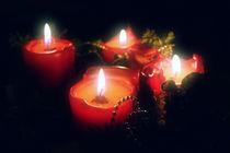 Weihnachtskerzen by mario-s