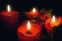 Weihnachtskerzen von mario-s