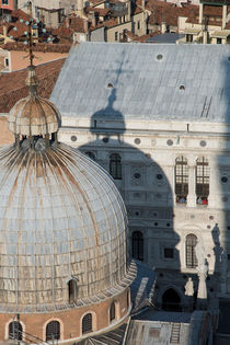 dome of the cathedral in Venice by Barbara Brolsma