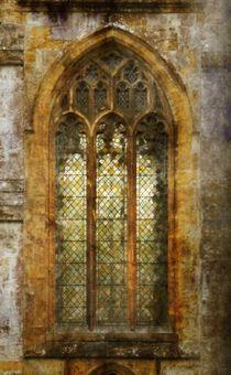 Church Window by Alexandra Lavizzari