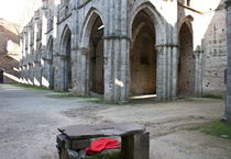 st galgano's abbey by bruno paolo benedetti