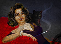 Why Cats Smoke von Alma  Lee