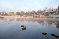 river mist by mark severn