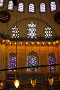 Altarraum Hagia Sophia von ann-foto