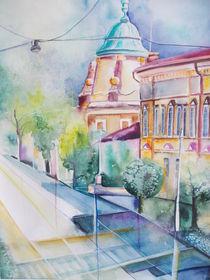 Bibliothek Osijek by Dorothy Maurus