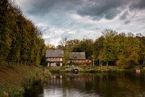 Herbstlandschaft von Pascal Betke