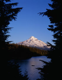 Mount Hood Sunset by Jim Corwin