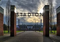Stadion von Frank Voß