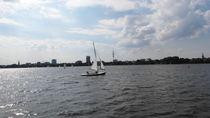 Hamburg, Alster von Kathrin Körner