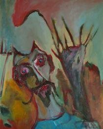 devil by Piotr Dryll