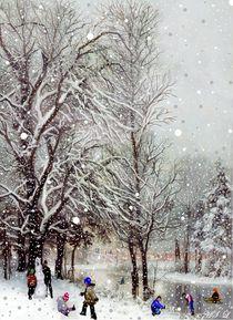 Winterträume von Heidi Schmitt-Lermann