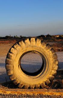 truck tire by lsdpix
