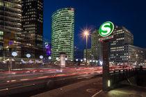 Potsdamer Platz in Berlin II von Moritz Wicklein