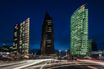 Potsdamer Platz in Berlin by Moritz Wicklein