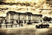 Buckingham Palace Vintage von David Pyatt