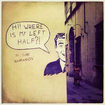Left Half missing in Lucca von flo reichART
