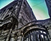 Scary House ~ by bebra by bebra