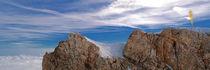 Zugspitze Panorama von Stefan Mosert
