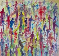 Freigängers Freiheit | Figures' Freedom | Bailadores liberados  von artistdesign