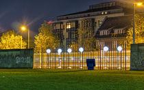 Berliner Mauer von Steffen Klemz