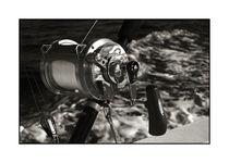 Fishing reel von Brian Grady