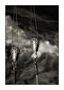 Big game fishing equipement by Brian Grady
