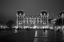 Opposite to the Notre Dame by Joseph Borsi