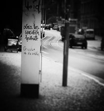 Lass los was Dich festhält by Erna Bukowski
