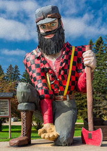 Paul Bunyan von John Bailey