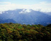 Boquete Valley von Dan Dorland