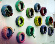 Wall Tires von Dan Dorland