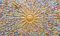 Sonne138 x 80 von Künstler Ralf Hasse