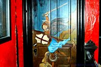 St. George Door by Dan Richards