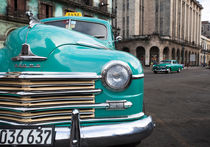 1940s Dodge Sedan, Havana Cuba by studio-octavio