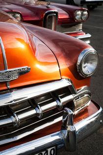 1950s American cars, Havana, Cuba von studio-octavio