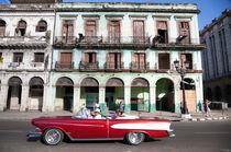 1959 Ford Edsel Convertible 3 Havana, Cuba von studio-octavio