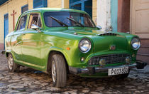 Vintage Austin Cambridge, Havana, Cuba by studio-octavio
